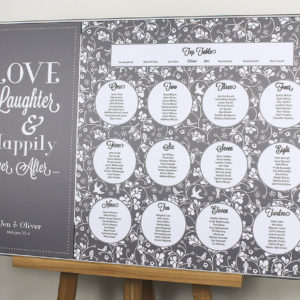 love and laughter wedding plan