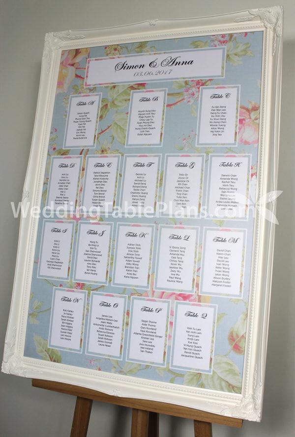 vintage-floral-table-plan