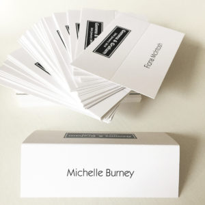oasis guest name cards