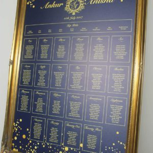 gold-wedding-table-plan